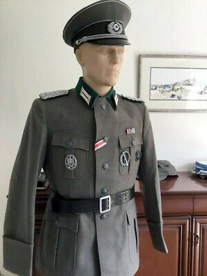£47 • Buy German WW2 Officers Small  Fit Tunic