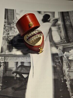 £30 • Buy Art Deco Night And Day Ring