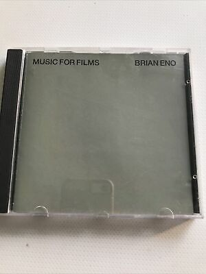 £3.45 • Buy Brian Eno Music For Films 18 Tracks 1978 EG Records VG Condition