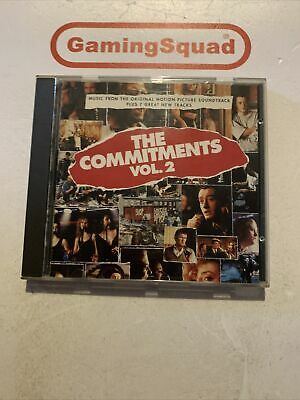 £3.15 • Buy The Commitments Vol 2 CD, Supplied By Gaming Squad