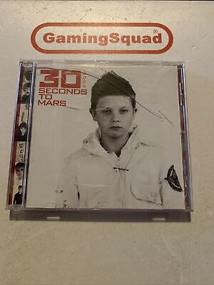 £2.99 • Buy 30 Seconds To Mars, Self Titled CD, Supplied By Gaming Squad