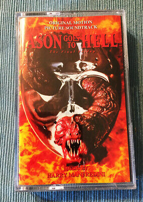 £14.46 • Buy Jason Goes To Hell Motion Picture Soundtrack Music Cassette Tape