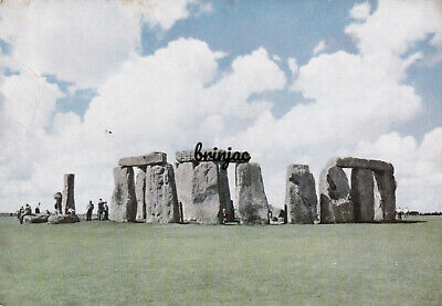 £0.99 • Buy STONEHENGE FROM THE EAST - Ministry Of Works Postcard - Unused - 1960s