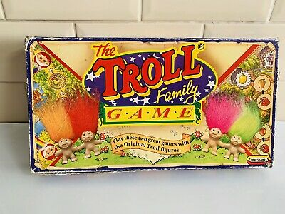 £2.99 • Buy The Troll Family Game - Classic Vintage Board Game By Spears - Complete