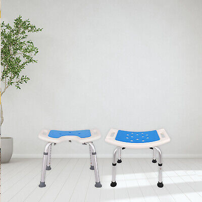 £37.14 • Buy Bath Tub Seat Chair Height Adjustable For Disabled Elderly Pregnancy Stool