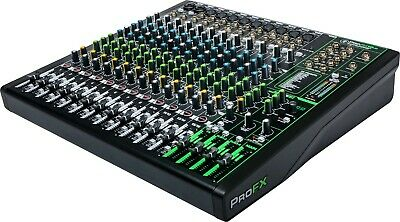 $450 • Buy Mackie PROFX16V3 16-Channel Effects Mixer With Sub/Control Room Out