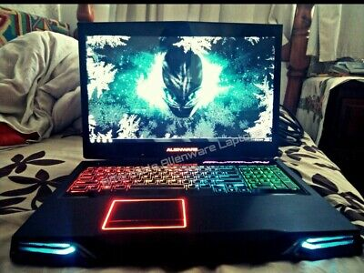 $ CDN2315.20 • Buy MAXED OUT 3D 120HZ NEBULA RED ALIENWARE M17X R4 I7 3.7GHZ CPU 32GB RAM HDD+SSD!