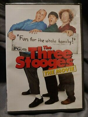 £4.54 • Buy The Three Stooges: The Movie (DVD, 2012) - NEW!!