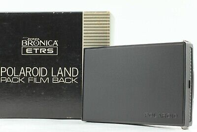 £79.31 • Buy 【Mint W/ Box】Zenza Bronica Polaroid Land Pack Film Back For ETRS From Japan 746
