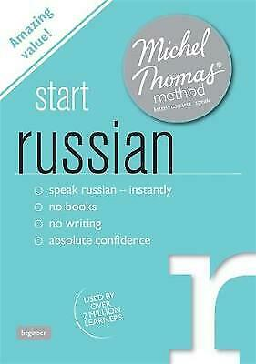 £11.22 • Buy Start Russian (Learn Russian With The Michel Thomas Method) By Natasha...