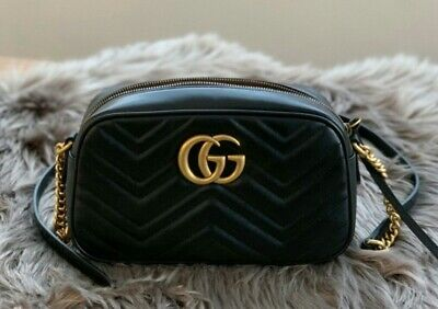 AU800 • Buy Gucci Crossbody Bag For Sale Authentic Marmont New