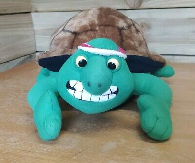 £19.99 • Buy Creature Comforts Frank The Turtle Aardman Animation 16inch RARE 90s Plush Toy
