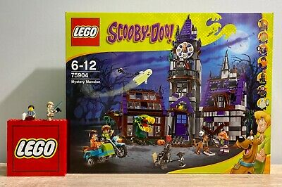 £178 • Buy ⭐️👻 Lego Scooby Doo - Mystery Mansion 75904 - Retired - New Sealed 👻⭐️