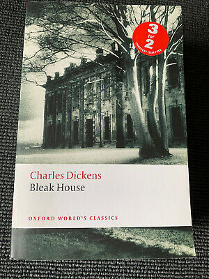 £2 • Buy Charles Dickens Bleak House Oxford World's Classics Great Condition