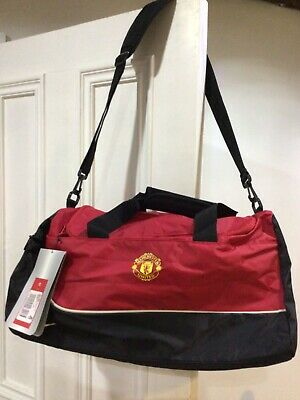 £19.99 • Buy Nikke Manchester United Sports Gym School PE Bag - New With Tags
