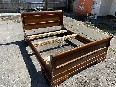 £450 • Buy Willis And Gambier Sleigh Bed Kingsize