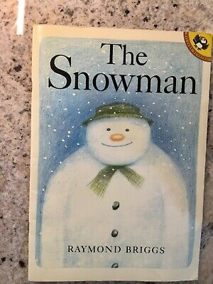 £75 • Buy Signed Copy Of The Snowman By Raymond Briggs