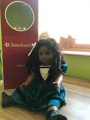 £92 • Buy American Girl Doll.Cecile. House Clearance