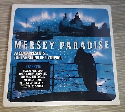 £1.49 • Buy MERSEY PARADISE- THE FAB SOUND OF LIVERPOOL CD 2018 NEW SEALED Pete Wylie Omd