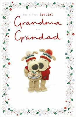 £3.95 • Buy Boofle For A Very Special Grandma & Grandad Christmas Greeting Card Cute Cards