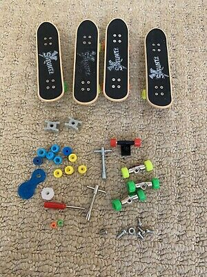 £6 • Buy Stuntz Finger Boards X 4 And Other Skateboards / Finger Scooter Accessories