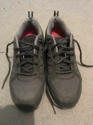£3.70 • Buy Sketchers Grey Safety Shoes Ladies Size 4