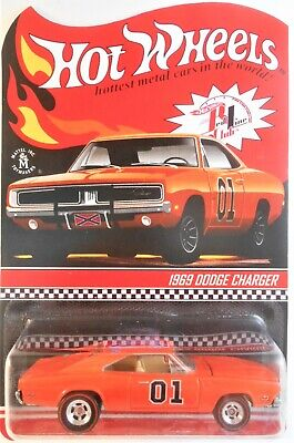 £46.71 • Buy Hot Wheels Rlc Style Card General Lee '69 Dodge Charger Custom Made