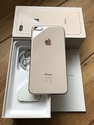 AU304.53 • Buy Apple IPhone 8 PLUS - 64GB Gold UNLOCKED IMMACULATE PRISTINE CONDITION !