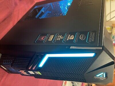 AU1900 • Buy Gaming Pc Acer Predator Orion 3000 RTX2070 16Gb 2Tb HD 256 Solid State Drive