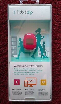 View Details Fitbit Zip - Activity Tracker. PINK - New In Box • 50.00£