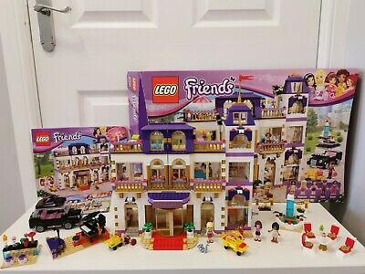 £68.99 • Buy LEGO: Friends - Heartlake Grand Hotel Set (41101) Retired Set, Box And Manuals