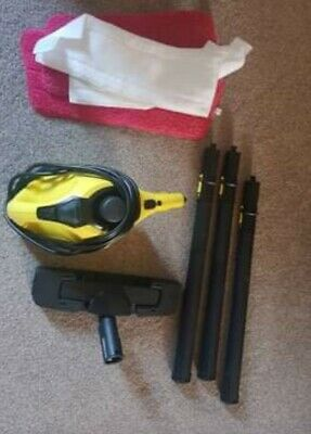 £30 • Buy Karcher Steam Cleaner SC1 And Accessories