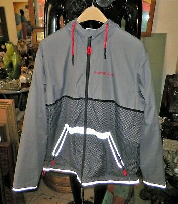 £163.62 • Buy RARE Porsche Driver's Selection Soft-Shell Drivers Jacket Made In Germany!