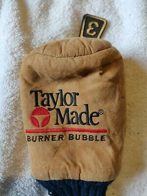 £7.75 • Buy Taylormade Burner Bubble 3 Wood Headcover