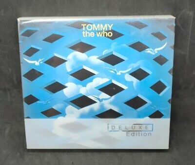 £30 • Buy The Who Tommy 2 X Hybrid SACD Super Audio CD Deluxe Edition 5.1 Surround RARE