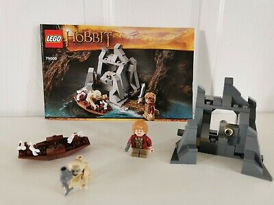 £24.99 • Buy Lego (79000) The Hobbit Riddles For The Ring - Complete Set With Instructions