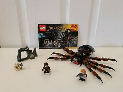 £37.99 • Buy LEGO The Lord Of The Rings Shelob Attacks (9470),100% Complete With Instructions