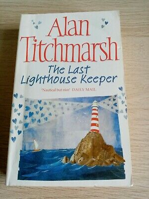 £2 • Buy THE LAST LIGHTHOUSE KEEPER Paperback Book ALAN TITCHMARSH
