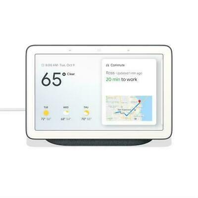 AU47.54 • Buy NEW Google Nest Hub 7  SmartDisplay Touchscreen With Google Assistant Speakers
