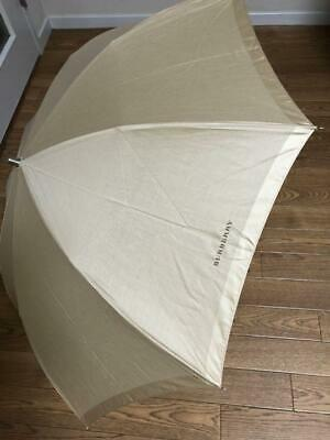 £105.10 • Buy Burberry Umbrella For Both Sunny And Rainy Weather _55273