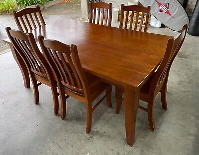AU200 • Buy Used Furniture Dining Tables And Chairs