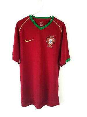 £44.99 • Buy Portugal Home Shirt 2006. Small. Original Nike. Red Adults Football Top Only S