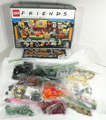 $39.95 • Buy Lego 21319 Ideas #027, Friends The Television Series Central Perk Cafe, 1070 Pcs