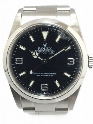 $ CDN16080.18 • Buy Rolex Explorer 114270 Scrapped Model Old Number 2004 Manufacturing Around  _7335