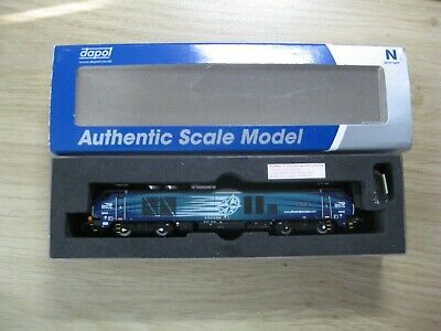 £150 • Buy DAPOL Class 68-68002 DRS DCC & Sound Fitted