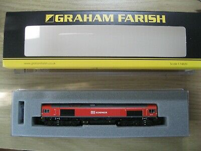 £100 • Buy Graham Farish Class 66 DCC Fitted