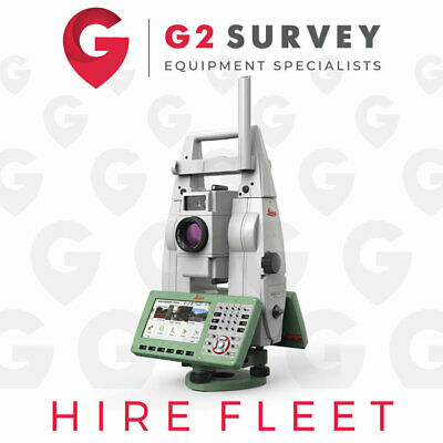 £195 • Buy Leica TS16 Robotic Total Station Hire - Rate Per Week
