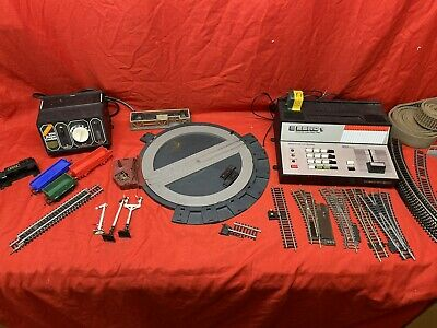£23 • Buy Job Lot Of Hornby Track 00 Gauge And Turntable,zero 1 Points And Track
