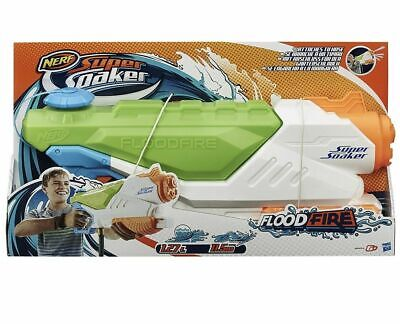 £17.50 • Buy Nerf Super Soaker Flood Fire Water Gun - Free Delivery New
