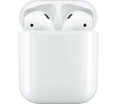 AU36.81 • Buy Apple AirPods 2nd Generation With Charging Case - White (MV7N2ZM/A)